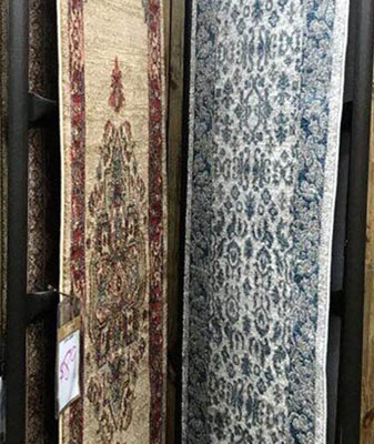 In-Stock rug runner at Clarks Building & Decorating Center in Hot Springs, Arizona